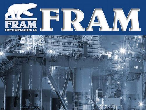 FRAM Lifting Equipment (Links, Shackles, Offshore)